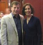 Jim Palmer & Lori Saitz