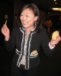 Gratitude Cookie Fan Svetlana Kim